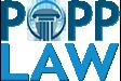 Popp Law | Denver Personal Injury Attorney Logo